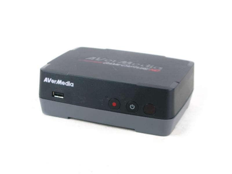 CAPTURADORA AVERMEDIA GAMECAPTURE HD PRODUCTO BARATO SEGUNDA MANO GIJON ASTURIAS