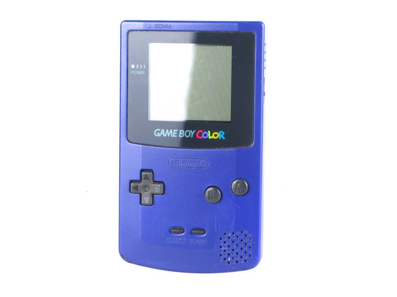GAMEBOY COLOR NINTENDO GAMEBOY COLOR PRODUCTO BARATO SEGUNDA MANO GIJON ASTURIAS