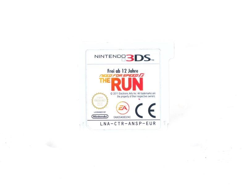 NINTENDO 3DS JUEGOS NEED FOR SPEED THE RUN  PRODUCTO BARATO SEGUNDA MANO GIJON ASTURIAS