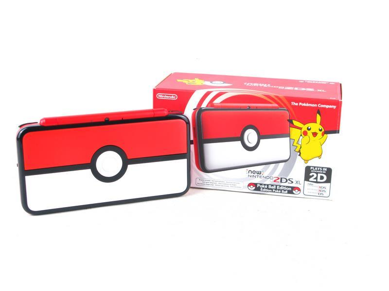 NINTENDO NEW 2DS XL NINTENDO NEW 2DS XL PRODUCTO BARATO SEGUNDA MANO GIJON ASTURIAS