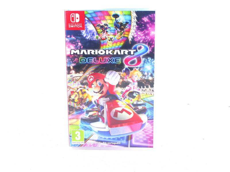 Nintendo Switch Juegos Mariokart 8 Deluxe 35 00 Segunda Mano Gijon