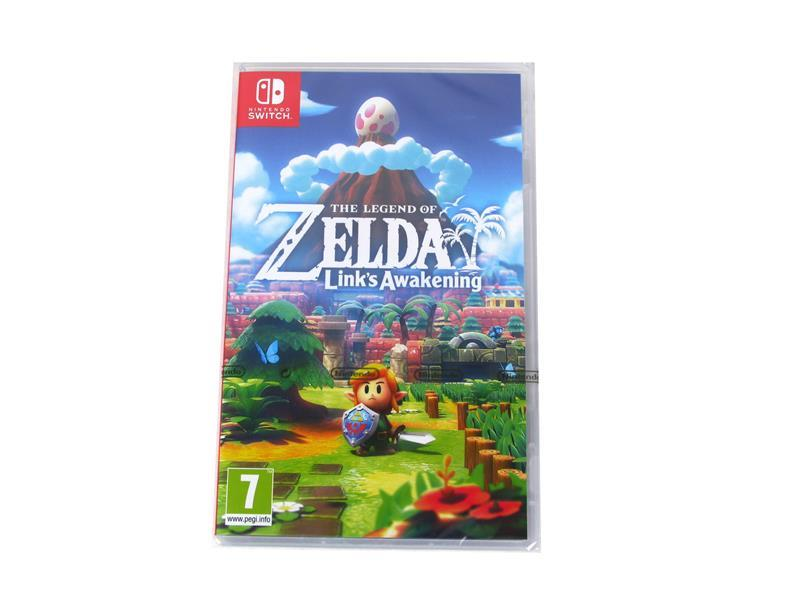 NINTENDO SWITCH JUEGOS THE LEGEND OF ZELDA LINKS AWAKENING DX  PRODUCTO BARATO SEGUNDA MANO GIJON ASTURIAS