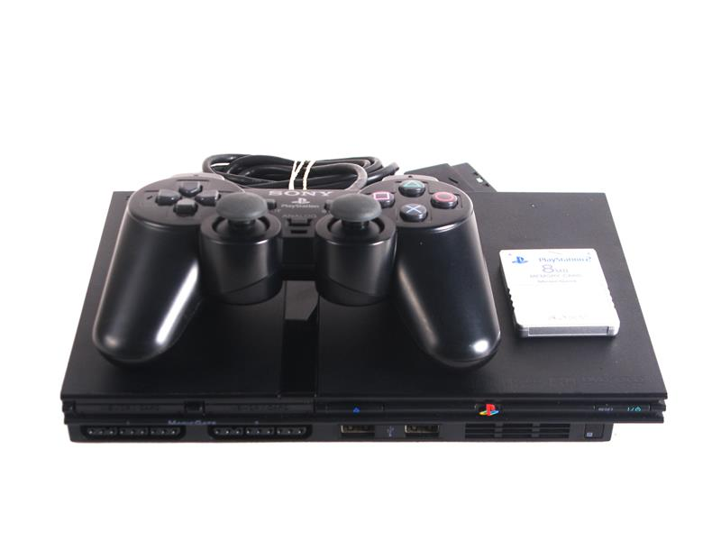 PLAYSTATION 2 SLIM SONY PLAYSTATION 2 SLIM PRODUCTO BARATO SEGUNDA MANO GIJON ASTURIAS