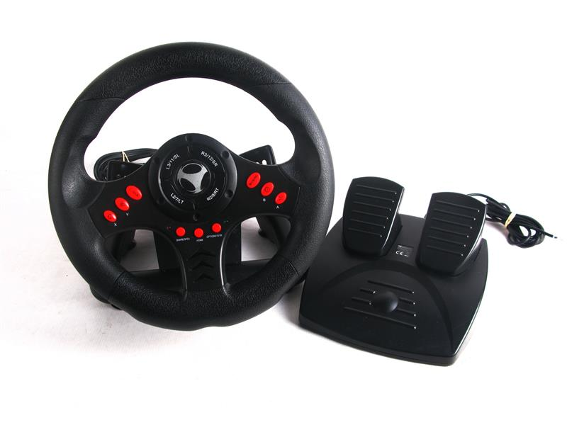 VOLANTE PC PS3 PS4 XBOX ONE SUBSONIC RACING WHEEL PRODUCTO BARATO SEGUNDA MANO GIJON ASTURIAS