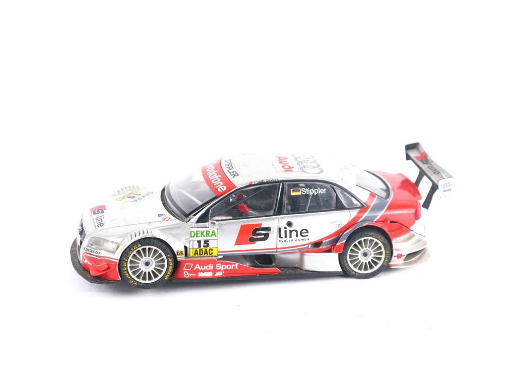 2005 Dtm Audi A4 Coche Slot Scalextric shtdCQrx