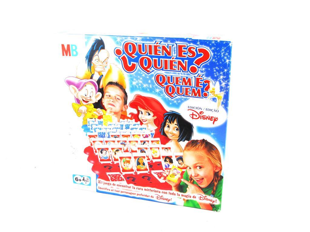 Juego De Mesa Quien Es Quien 6 00 Segunda Mano Gijon E46635 0