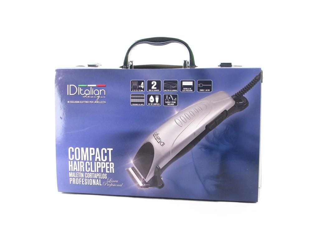 MAQUINA CORTAPELO IDITALIAN COMPACT HAIR CLIPPER 15,00