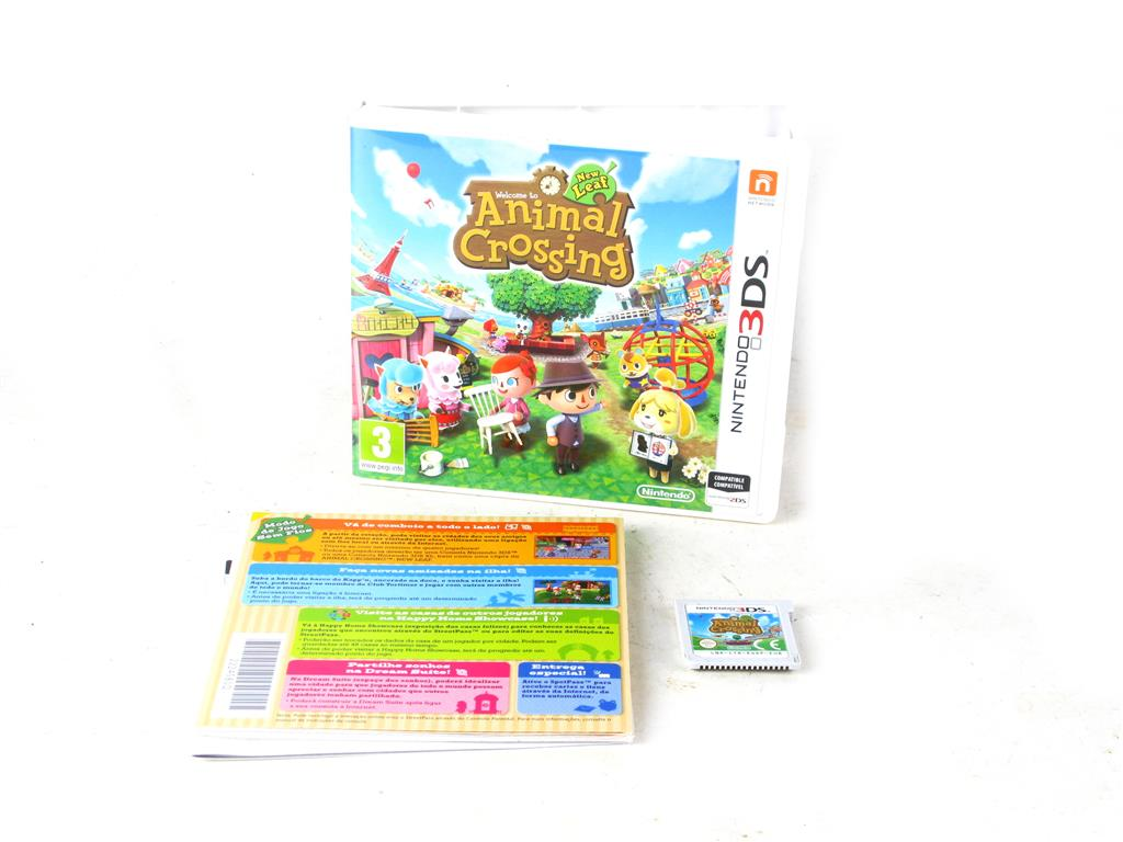 Nintendo 3ds Juegos Animal Crossing 10 00 Segunda Mano Gijon E45284 0