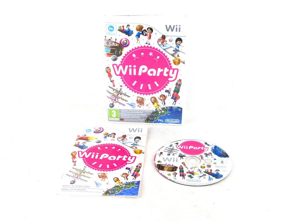Nintendo Wii Juegos Wii Party 5 00 Segunda Mano Gijon E45373 0