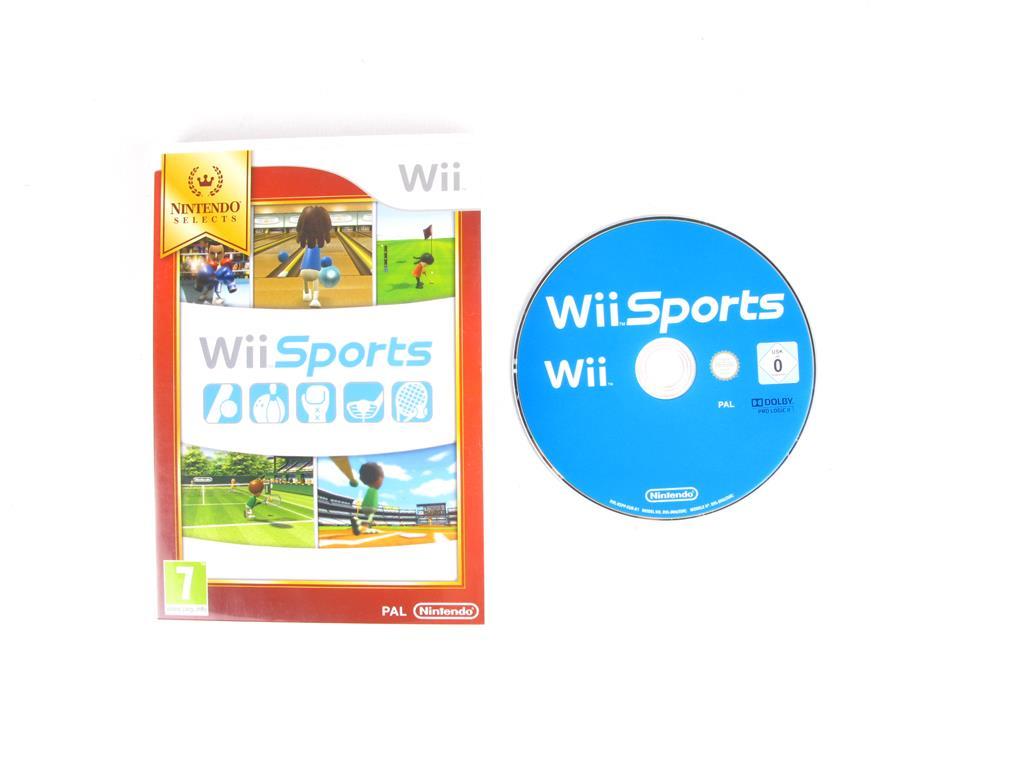 Nintendo Wii Juegos Wii Sports 5 00 Segunda Mano Gijon E46004 0