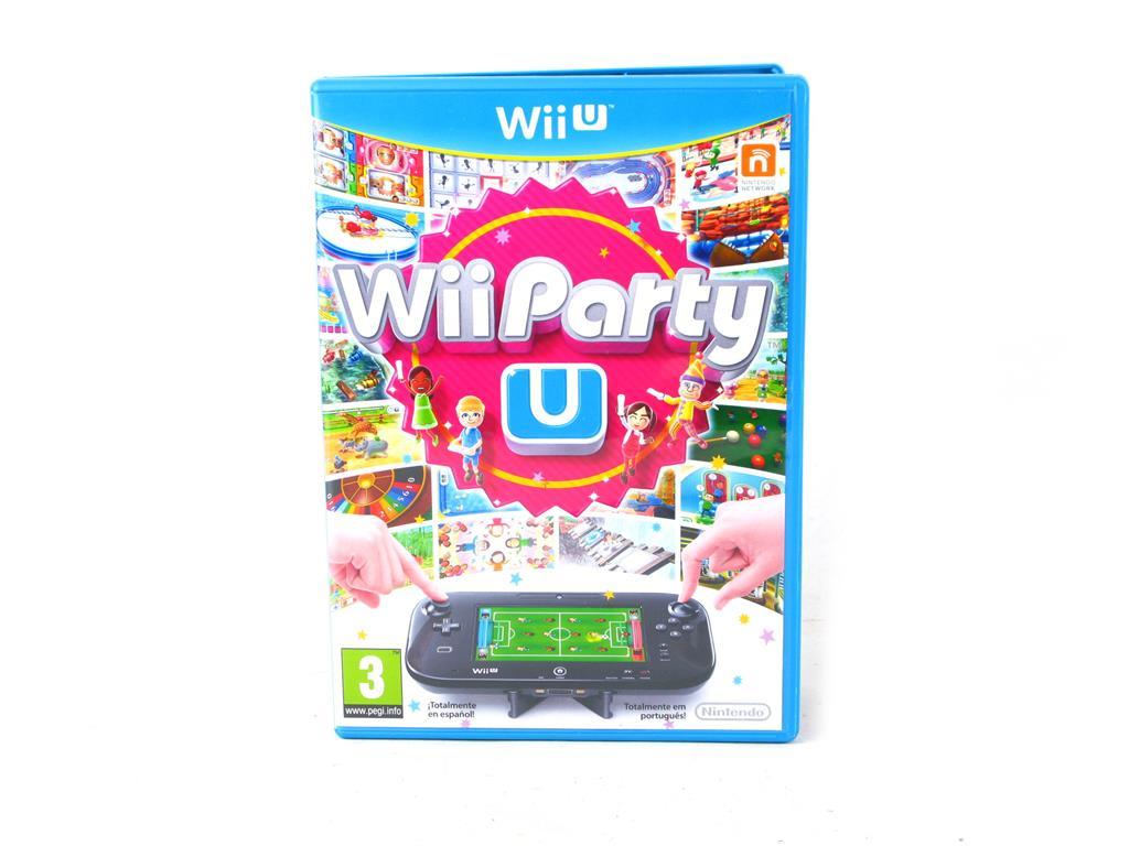 Nintendo Wii U Juegos Wii Party U 10 00 Segunda Mano Gijon E44149 0