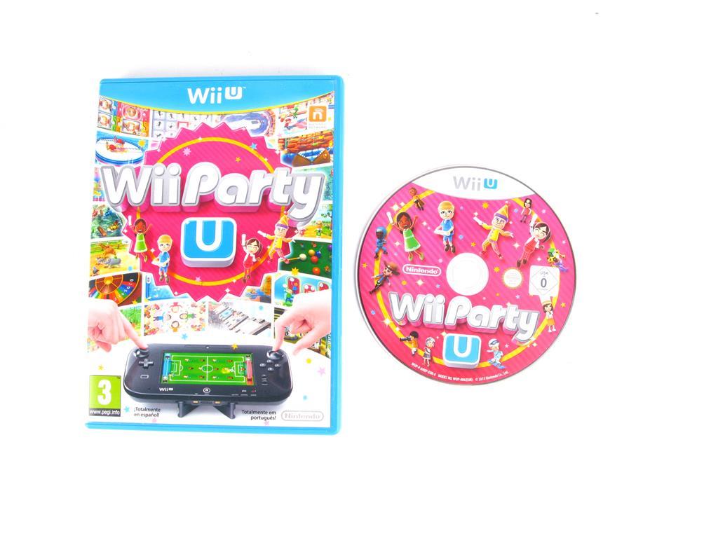 Nintendo Wii U Juegos Wii Party U 5 95 Segunda Mano Gijon E45998 0