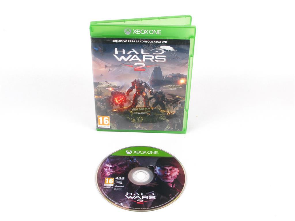 Xbox One Juegos Halo Wars 2 10 00 Segunda Mano Gijon E46398 0