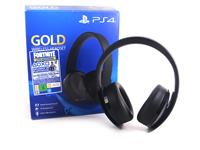 AURICULARES PS4 INALAMBRICOS SONY GOLD WIRELESS HEADSET PRODUCTO BARATO SEGUNDA MANO GIJON ASTURIAS